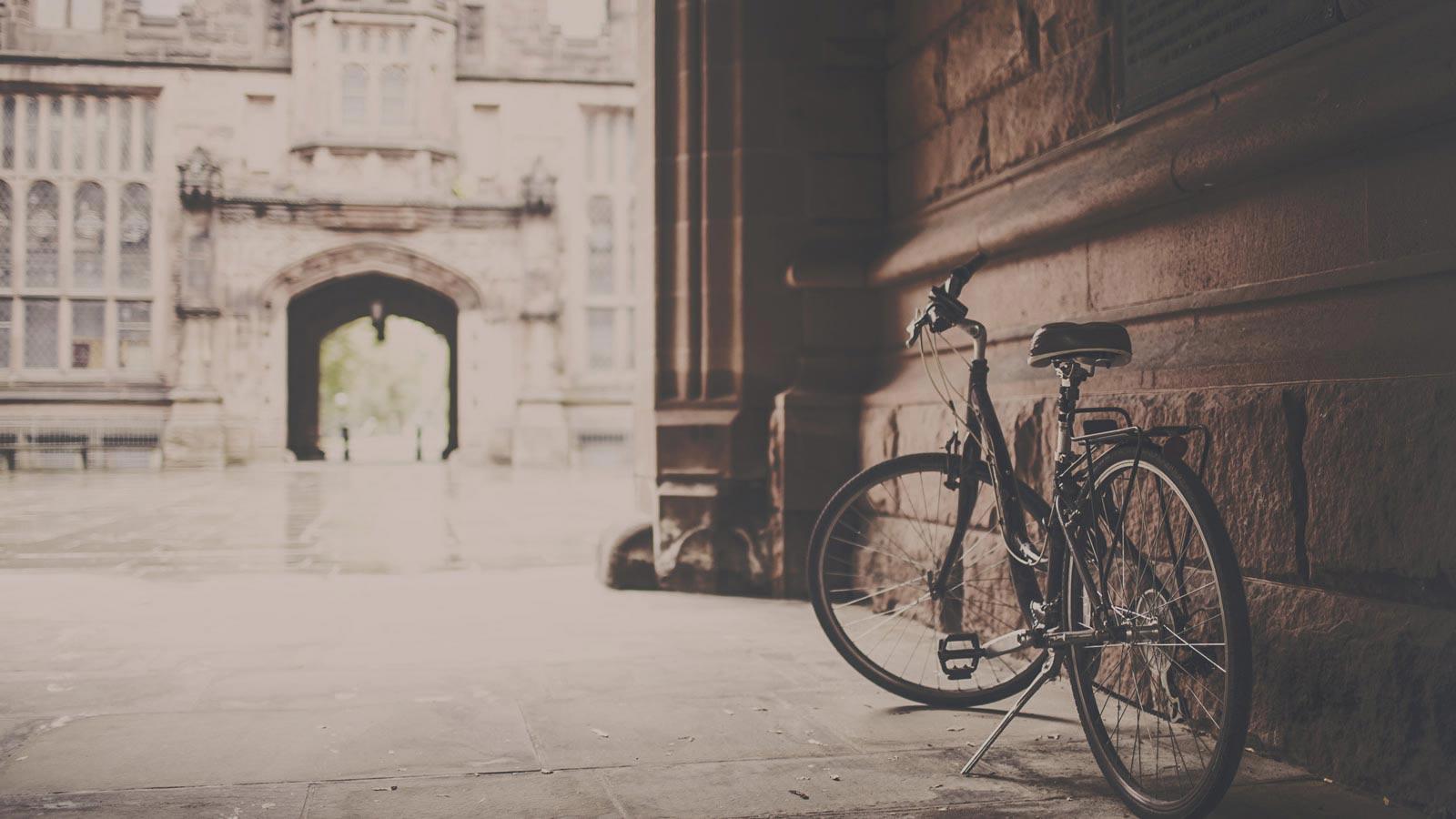 """""""古老的自行车"""""""