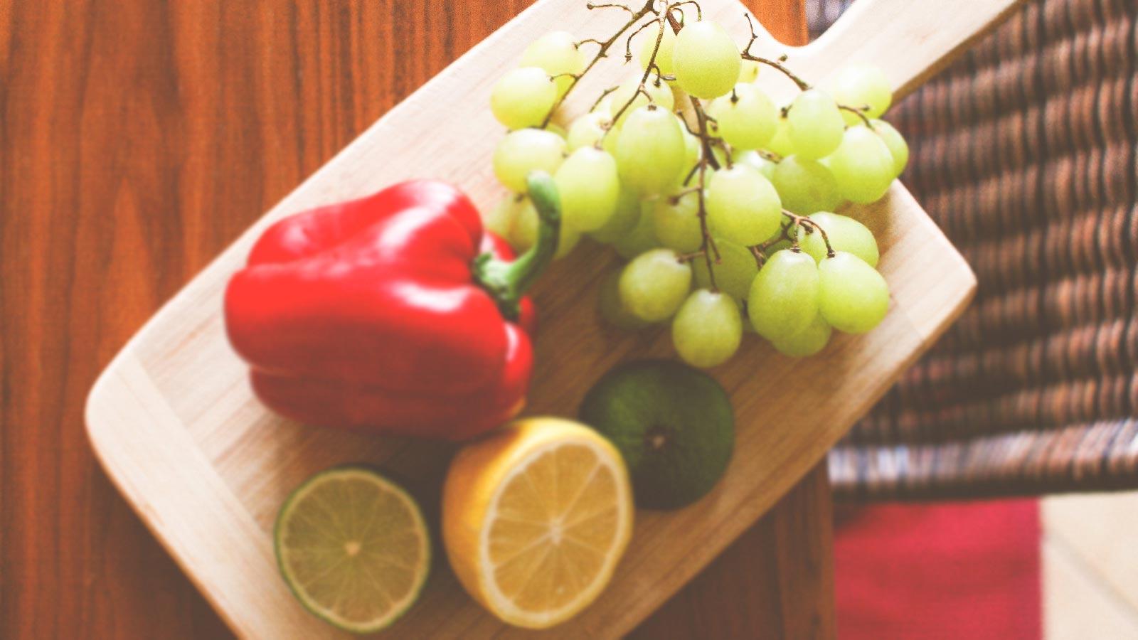 """""""新鲜的水果"""""""